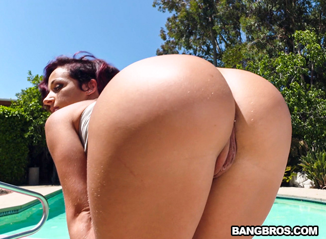 Jada stevens and her perfect ass parade bangbros